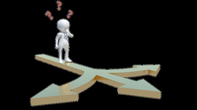 Mensch sucht Orientierung; Foto: Eric Leroy auf Pixabay